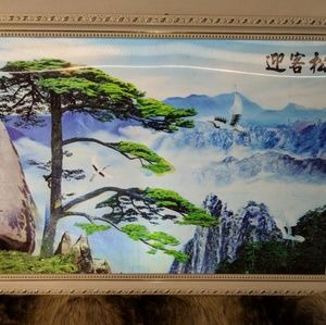 Other - 3D Asian Wall Art